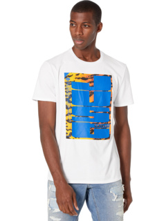 Bold Logo Tiger T-Shirt Just Cavalli