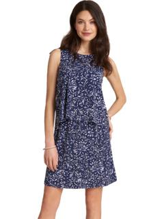 Платье Roberta - Цветы Батика Hatley