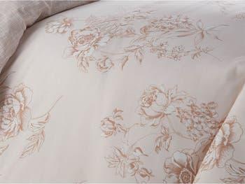 Роскошные комплекты больших стеганых одеял премиум-класса - Harmony Taupe, Full / Queen SOUTHSHORE FINE LINENS