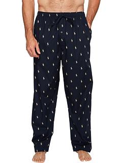 Плетеные брюки пони Ralph Lauren