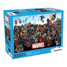 Водолей Комиксы Marvel Супергерои Пазл из 3000 частей Aquarius