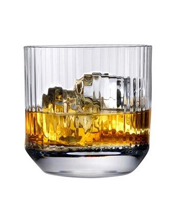 Бокал для виски Big Top, 4 шт. Nude Glass
