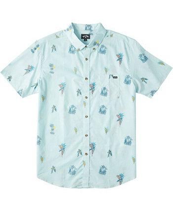 Мини-рубашка Big Boys Sundays Billabong