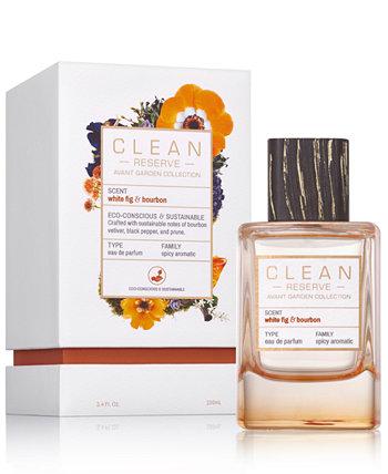 Avant Garden White Fig & Bourbon Eau de Parfum Spray, 3,4 унции. CLEAN Fragrance