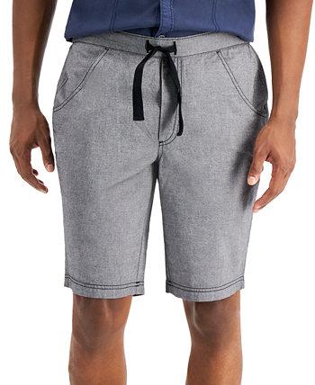 Мужские шорты без застежки для высоких и больших размеров INC, созданные для Macy's INC International Concepts