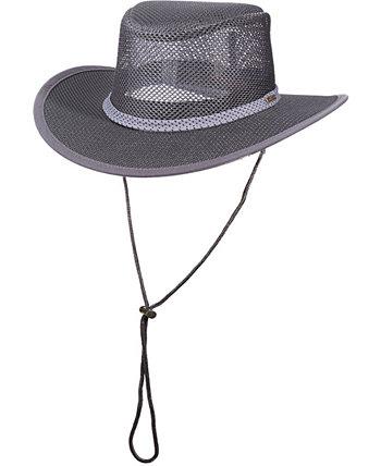 Мужская сетчатая шляпа Safari Stetson