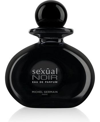 Мужская парфюмерная вода Séxual Noir Pour Homme, 4,2 унции, создана для Macy's Michel Germain