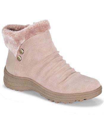 Ботинки для холодной погоды Aeron из искусственной овчины Baretraps