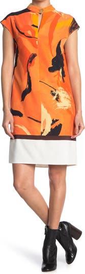 Платье-футляр Marocaine с короткими рукавами Proenza Schouler