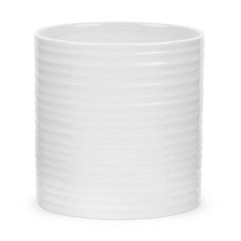 Большая овальная белая банка для посуды Софи Конран Portmeirion