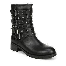 Fergalicious Fantom Women's Combat Boots Fergalicious