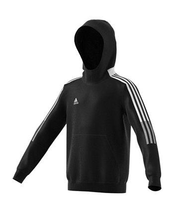 Толстовка с капюшоном Big Boys Tiro 21 Sweat Adidas