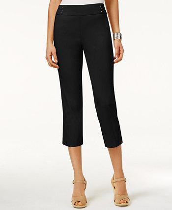 Украшенные брюки-капри, созданные для Macy's J&M Collection