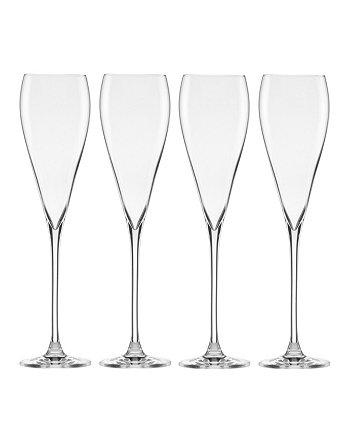 Набор бокалов для игристого вина Tuscany Classics из 4 предметов Lenox