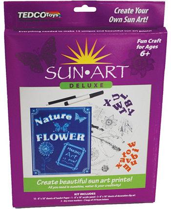 Комплект SunArt Deluxe Tedco Toys