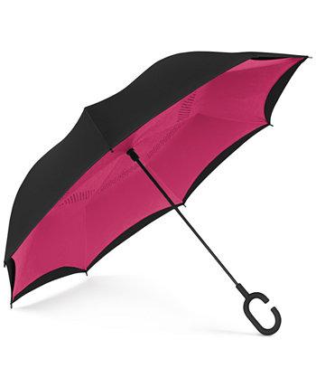 Двусторонний открытый зонт SHEDRAIN