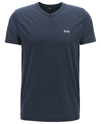 Мужская футболка BOSS с V-образным вырезом и V-образным вырезом BOSS BOSS Hugo Boss