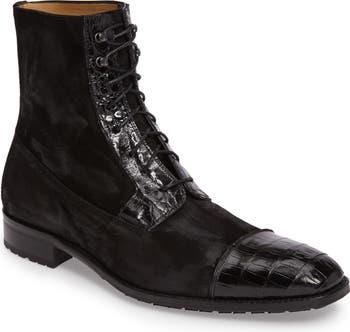 Sabino Cap Toe Boot Mezlan