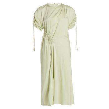 Платье миди Joy с кулиской STINE GOYA