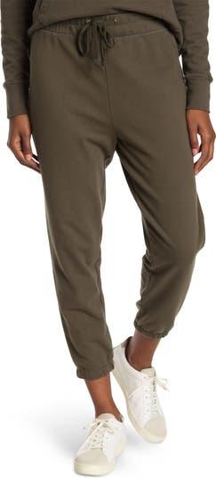Однотонные спортивные штаны James Perse