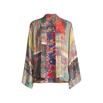 Reversible Callaway Flora Kimono Johnny Was