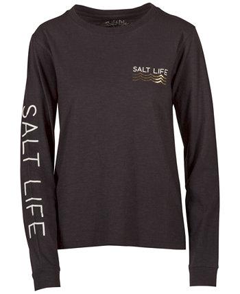Women's Catch Some Rays Cotton Boyfriend T-Shirt Salt Life