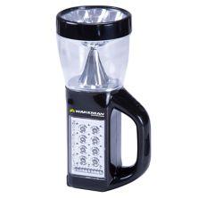Wakeman Outdoors 3-in-1 LED Lantern, Flashlight & Panel Light Wakeman Outdoors