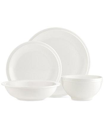 Chaddsford 16-Pc. Dinnerware Set, Service for 4 Godinger