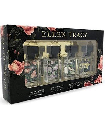 Women's Floral 4 Piece Coffret Gift Set Ellen Tracy