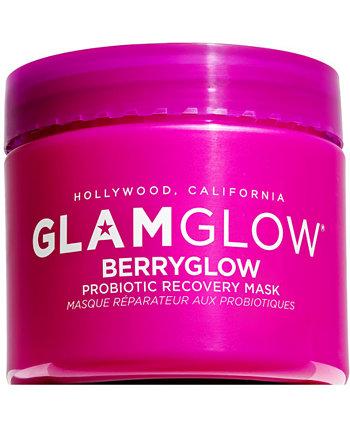 Восстанавливающая маска с пробиотиками Berryglow, 2,5 унции. GLAMGLOW