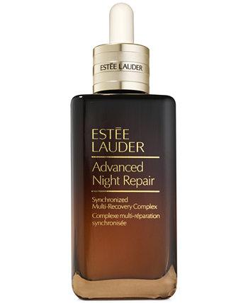 Комплексная сыворотка с синхронизированным мульти-восстановлением Advanced Night Repair, 3,9 унции. Estee Lauder