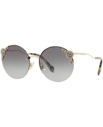 Солнцезащитные очки, MU 52TS MIU MIU