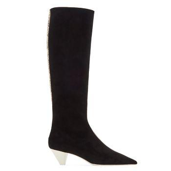 Высокие кожаные сапоги Donique MERCEDES CASTILLO