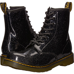 Ботинки 1460 Patent Glitter Youth Delaney (Big Kid) Dr. Martens Kid's Collection