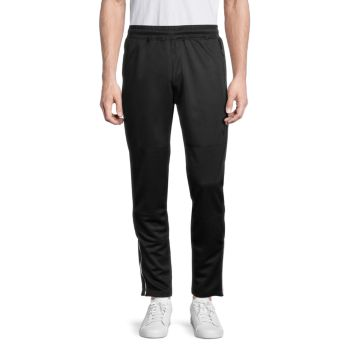 Спортивные брюки с манжетами на молнии Spyder