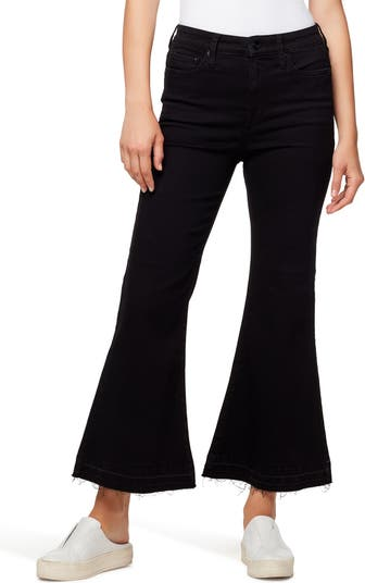 Kickflare Front Vent Jeans Ella Moss