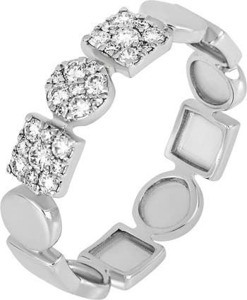 Бриллиантовое кольцо Maya из белого золота 18 карат - 0,28 карата Bony Levy