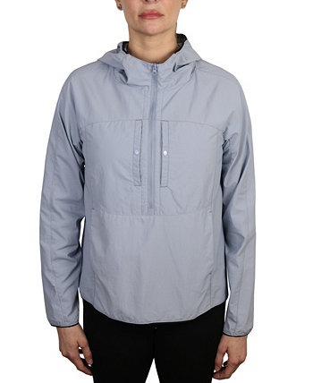 Женская куртка Anorack Pop Over с нагрудными карманами на кнопках Mountain And Isles