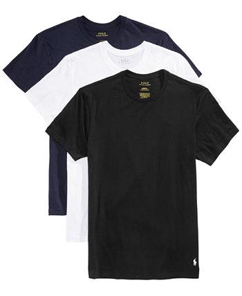 Мужская 3-х шт. Классические футболки Ralph Lauren