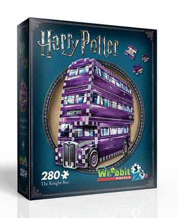 Коллекция Гарри Поттера - Головоломка «Рыцарский автобус» - 280 штук Wrebbit