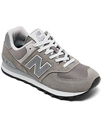 Женские 574 повседневных кроссовок от Finish Line New Balance