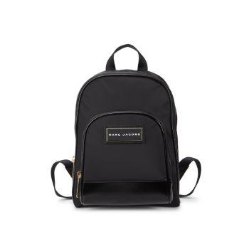 Нейлоновый рюкзак с логотипом Marc Jacobs