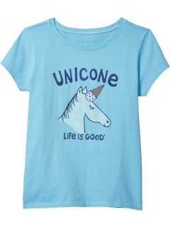 Unicone Crusher Tee (Маленькие дети / Большие дети) Life is Good Kids