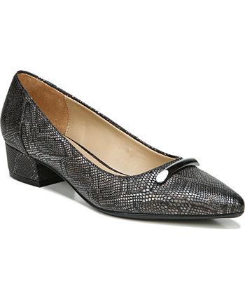 Туфли-лодочки с перьями Naturalizer