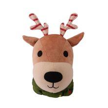 St. Nicholas Square® Festive Reindeer Door Stopper Floor Decor St. Nicholas Square