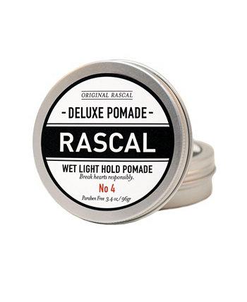 Deluxe Pomade 4, влажный вид или легкое крепление, 3,4 унции Rascal