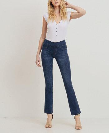 Женские джинсы Penelope без застежки-ботинка Rubberband Stretch