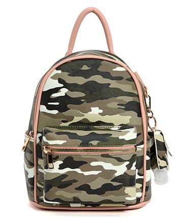 Женский камуфляжный рюкзак Sani LIKE DREAMS