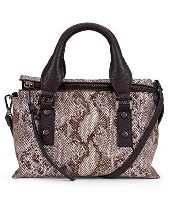 Кожаная сумка-портфель Rachel с ручкой сверху T Tahari