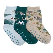 Носки для малышей, защищающие тропический лес - 3 шт. В упаковке Conscious Step